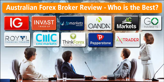 Top forex brokers list