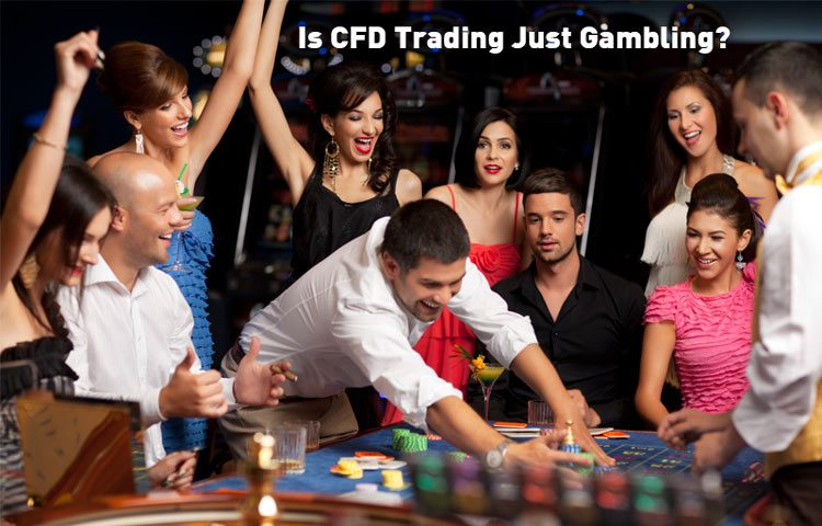 Is forex trading just gambling