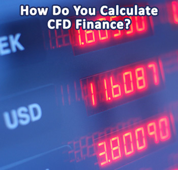 cfd finance rate calculation