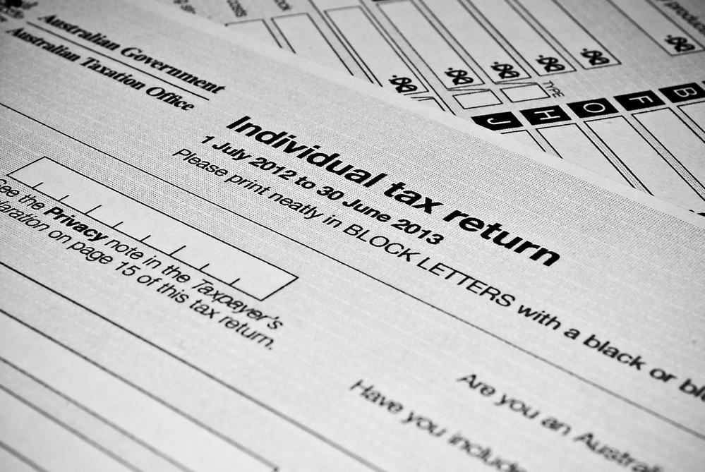 Forex trading australia tax
