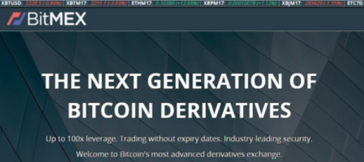 Summary review of BitMEX – advanced derivatives | Learn CFDs